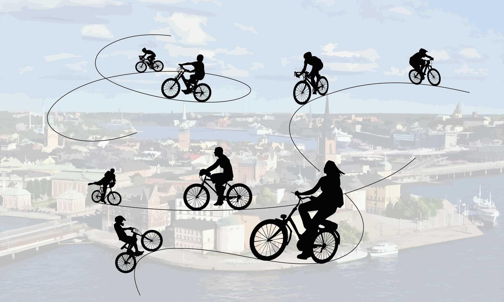 Cykelbanan